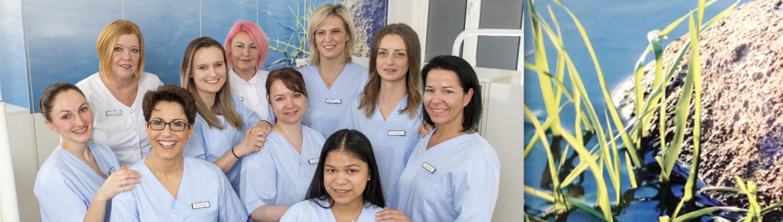 Webauftritt der Kieferorthopädin Dr. (H) Andrea Barck in Kempen